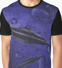 Asteroid Field Graphic T-Shirt