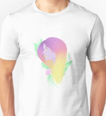 Kalypso - Girl of Sunset Unisex T-Shirt