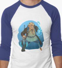 Zolf Smith Men's Baseball ¾ T-Shirt