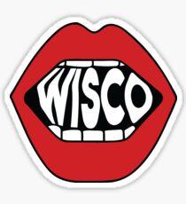 Wisco Lips Sticker
