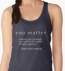 You Matter Women's Tank Top