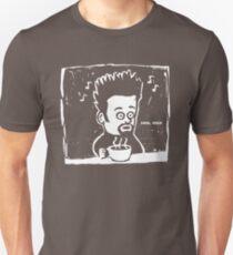 Coffee Addicted Java Man Unisex T-Shirt