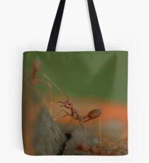 Ant Story Tote Bag