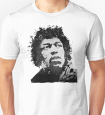 VOODOO CHILD - black Unisex T-Shirt