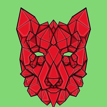 Gem Wolf by b0mbsaway14
