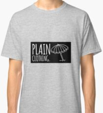 plain clothing (designs) Classic T-Shirt