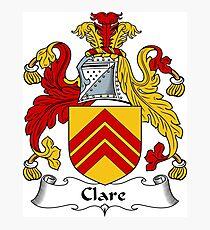 Clare Photographic Print