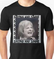 S T R O N G A N D S T A B L E T-Shirt