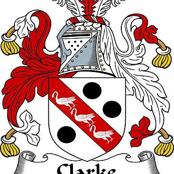 Clarke  by HaroldHeraldry