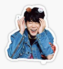 """Denim Dreams"", Jimin Sticker Sticker"