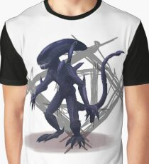 Xenomorph Graphic T-Shirt