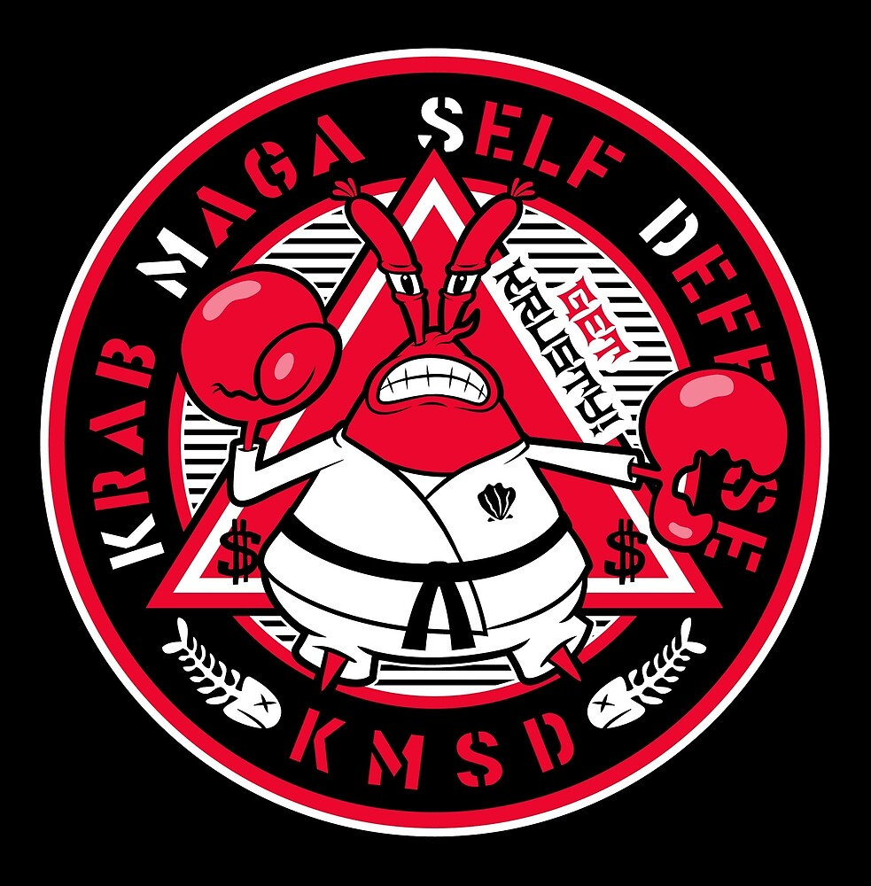 Krab Maga by popnerd