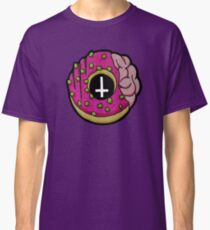 Monster Donut 2 (Zombie) Classic T-Shirt