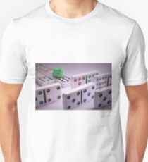 Trouble on the Mexican Train Unisex T-Shirt