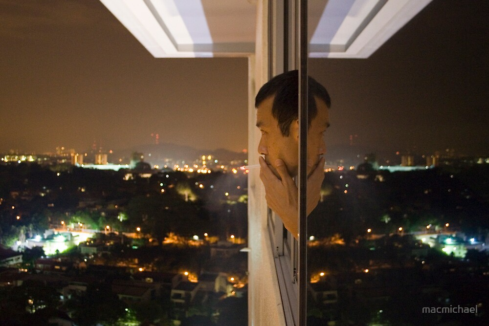 Smoke over Singapore by macmichael