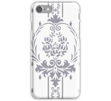 Rosenbouquet Grau iPhone-Hülle/Skin