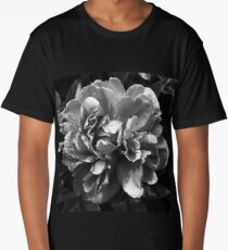 Vintage Peony Bloom II Long T-Shirt