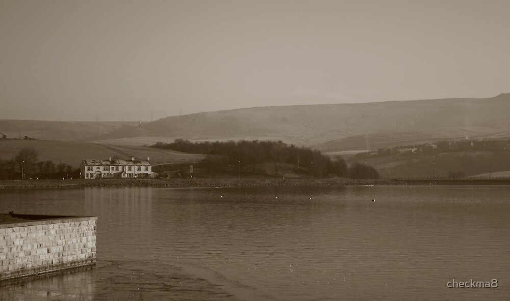 Hollingworth Lake by checkma8