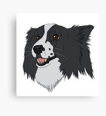 Rio's Puppy-Dog Eyes Canvas Print