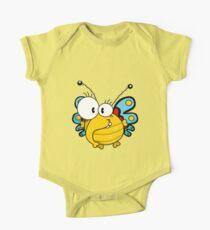 Cartoon butterfly Kids Clothes