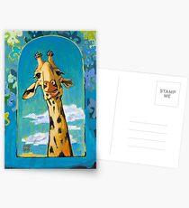 The Visit Postcards