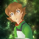 Galaxy Pidge by Gilove2dance