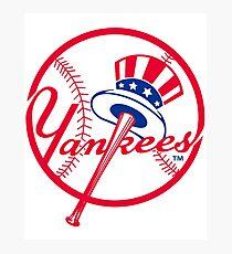 Yankees Photographic Print