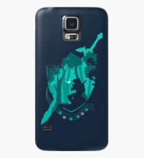 Song of Time Case/Skin for Samsung Galaxy
