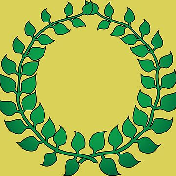 Laurel Wreath by EldrichGaiman