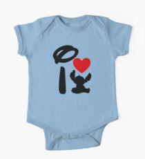 I Heart Stitch Kids Clothes