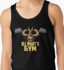 All Might's Gym T-Shirt