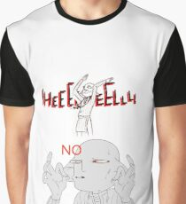 Hell No - Merch Graphic T-Shirt