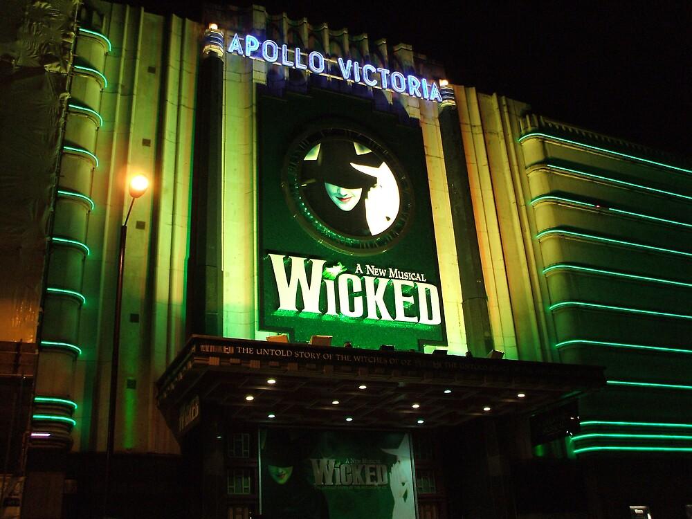 Wicked by LucyGaskin