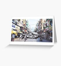 Ho Chi Minh Greeting Card