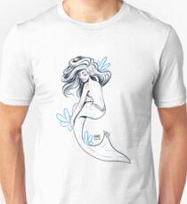 MerMay 21 - Blue Flowers Unisex T-Shirt