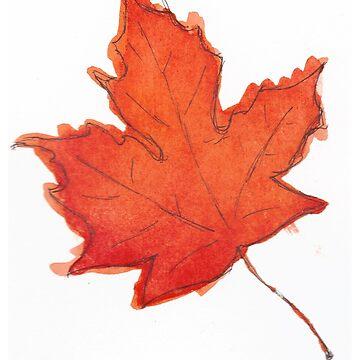 Maple Leaf by JuliaDream