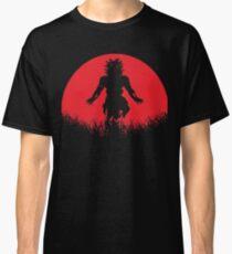 Broly Red Moon Legend Villains Classic T-Shirt