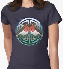 Robin goch | Robins Womens Fitted T-Shirt