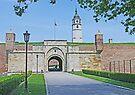 Stambol Gate, Belgrade by Graeme  Hyde