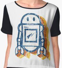 Robot Chiffon Top