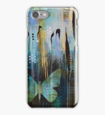 Bent World, Bright Wings iPhone Case/Skin