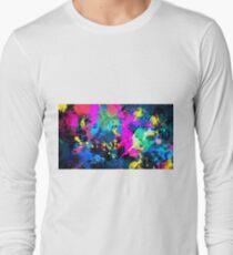 Cool Acrilyc art Long Sleeve T-Shirt