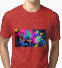 Cool Acrilyc art Tri-blend T-Shirt