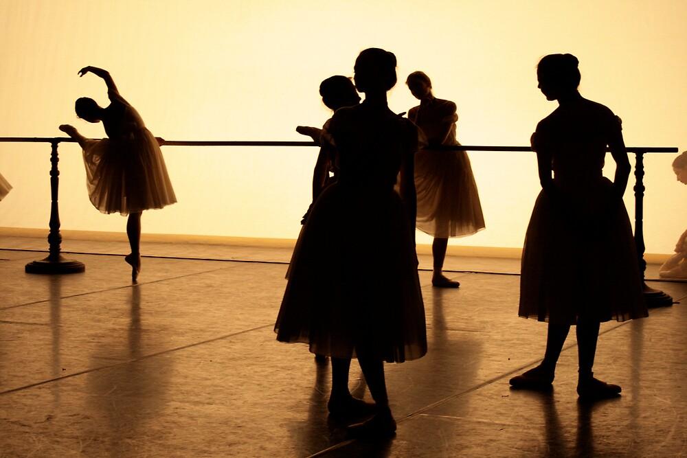 Ballerinas by kiranwest21