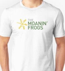 Moanin' Frogs Products Unisex T-Shirt