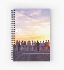 seventeen AlI  Spiral Notebook
