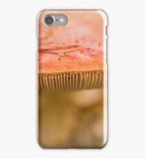 Fungi details iPhone Case/Skin
