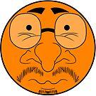Nerd Face by CurtisC