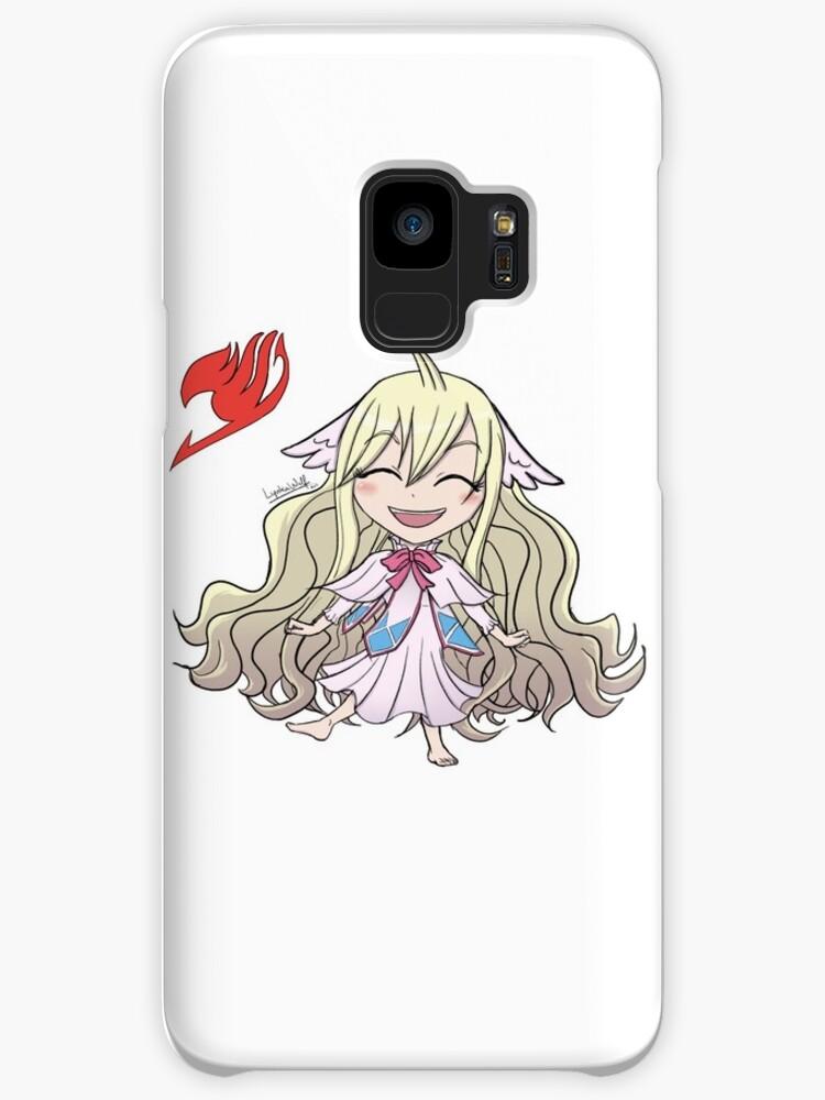 Chibi First Master Mavis Fairy Tail Caseskin For Samsung Galaxy By Lynkawolf