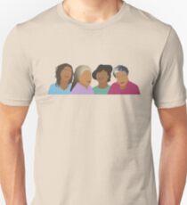 Squad Goals- Queens of African American Literature Unisex T-Shirt